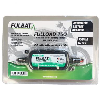 Akumuliatoriaus įkroviklis Fulbat Fulload 750 3
