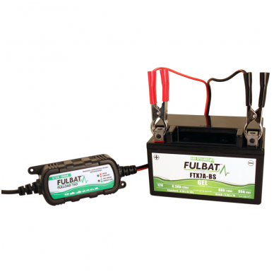 Akumuliatoriaus įkroviklis Fulbat Fulload 750 2