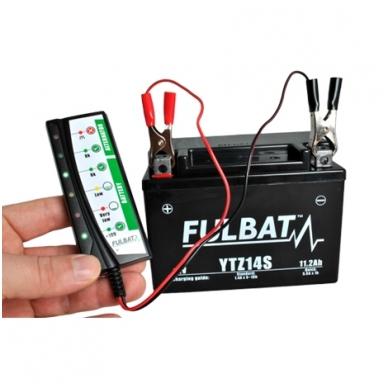 Akumuliatoriaus ir generatoriaus testeris Fultest 1 3