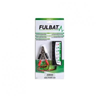 Akumuliatoriaus ir generatoriaus testeris Fultest 1 2