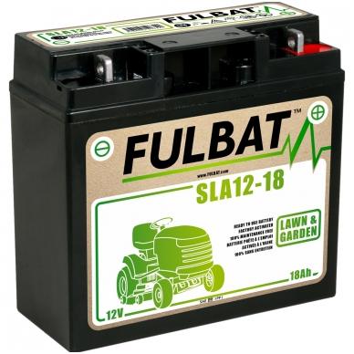 Akumuliatorius Fulbat SLA12-18
