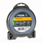 Pjovimo gija Stiga SP66 (1,6 mm.x 15m., pilka, dantyta)