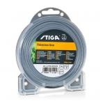 Pjovimo gija Stiga SP66 (2,0 mm.x15m., pilka, dantyta)