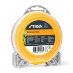 Pjovimo gija Stiga SP Square (3,0 mm.x15m., geltona, 4-briaunė)