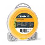 Pjovimo gija Stiga SP Square (2,7 mm.x15m., geltona, 4-briaunė)