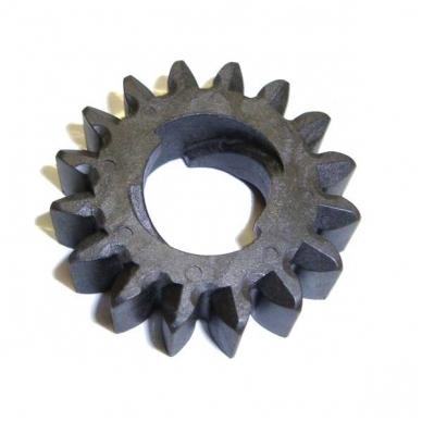 Plastikinis starterio dantratis 2