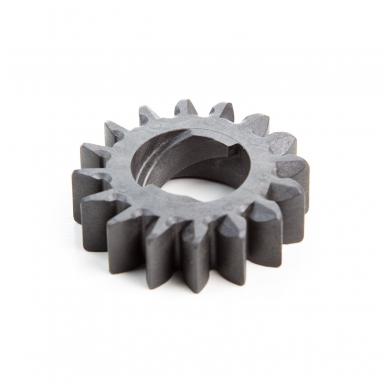 Plastikinis starterio dantratis