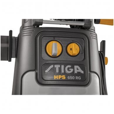 Stiga HPS 650 RG 5