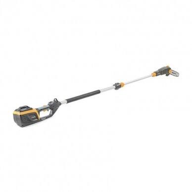 Stiga SMT 500 AE (daugiafunkcinis sodo įrankis) (be akumuliatoriaus ir įkroviklio) 2