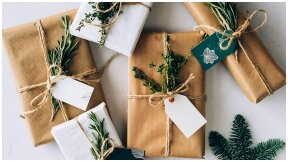 Šventinės dovanų idėjos
