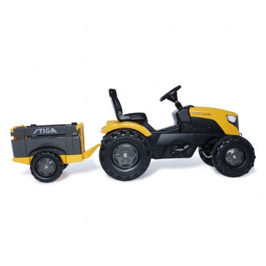 Traktoriukas Stiga Mini - T 300 4