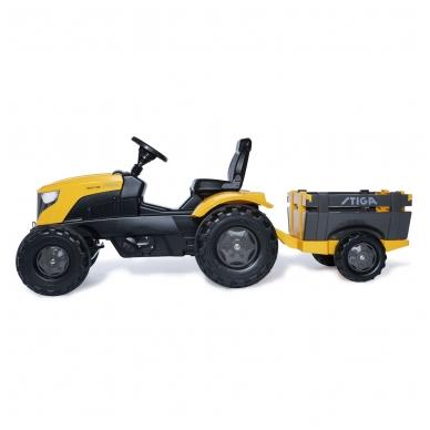 Traktoriukas Stiga Mini - T 300 5