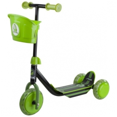 Stiga Scooter Mini Kid (juodas)