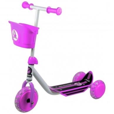 Stiga Scooter Mini Kid (rožinis)