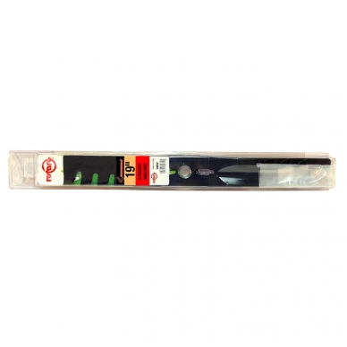 Universalus vejapjovės peilis, tiesus, dantytas, 55,9 cm.